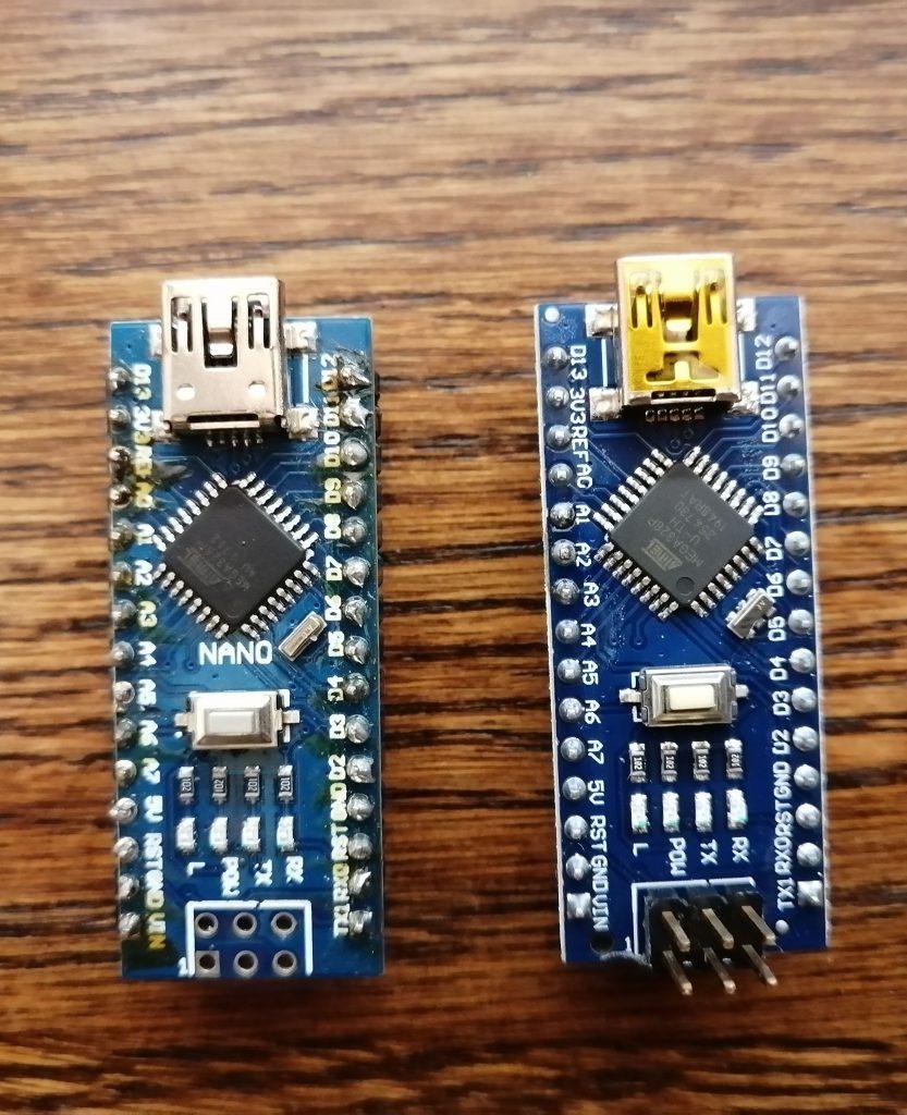 Arduino nano - nowy bootloader 1