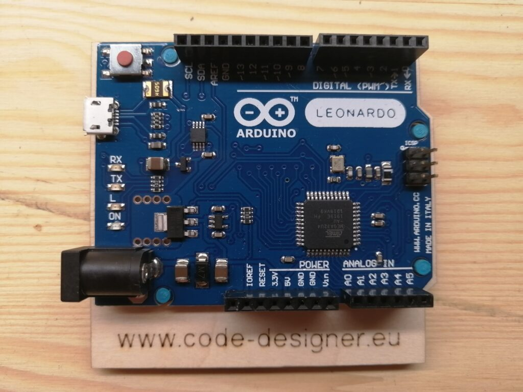 Arduino Leonardo - nie reaguje, brak portu 1